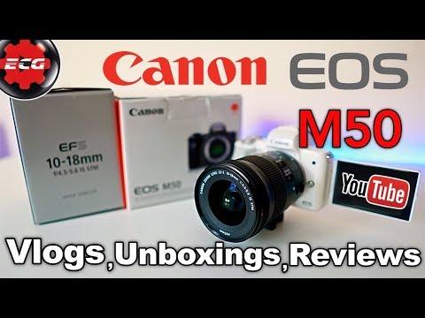 Canon EOS M50 impresiones finales
