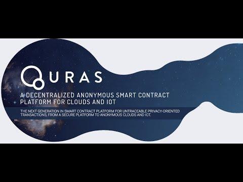 Обзор ICO Quras – смарт-контракт платформа для IoT и облачных вычислений