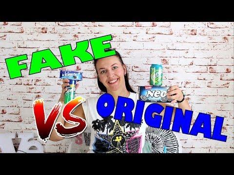 FAKE vs ORIGINAL | Oreo vs Neo | Sprite vs Freeway