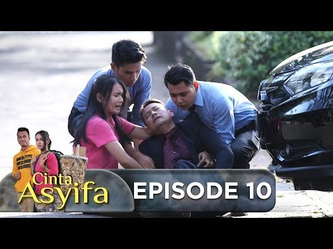Ayahnya Tristan PINGSAN!! Untung Ada Asyifa yg Menolongnya – Cinta Asyifa Eps 10
