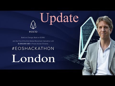 London Hackathon Update – Privacy Takes Centre Stage for EOS