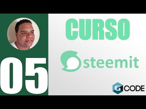 Curso Steemit – 05: Como publicar contenido para poder empezar a ganar dinero
