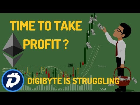Profit Time For Ethereum? DigiByte Is Struggling – Technical Analysis
