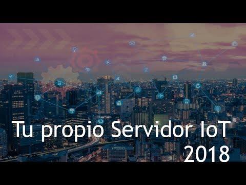 📡Tu propio Servidor IoT – Cap #12