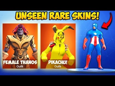 *NEW* NEVER SEEN BEFORE SKINS! – Fortnite Funny Fails and WTF Moments! #330