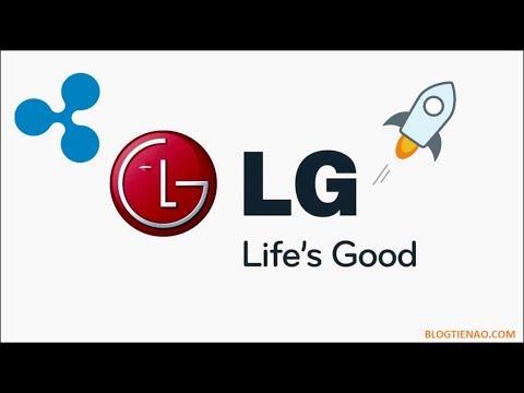 Crypto News! LG Joins Ripple (XRP), Stellar (XLM) In Cross-Border Remitting