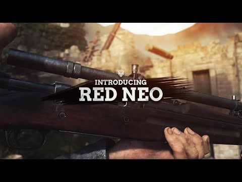 Introducing Red Neo!