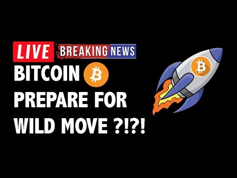 Prepare for A Wild Move in Bitcoin (BTC)?! – Crypto Market Technical Analysis & Cryptocurrency News