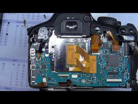 BitBastelei #301 – Canon EOS 550D Fehlersuche