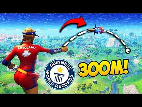 *WORLD RECORD* NEW LONGEST GRENADE KILL! – Fortnite Funny Fails and WTF Moments! #331