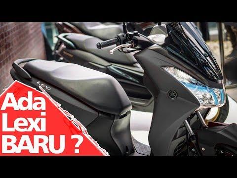 Ssst… ! Siap-Siap Sebentar Lagi Akan  Ada Yamaha Lexi Baru 2019 ?