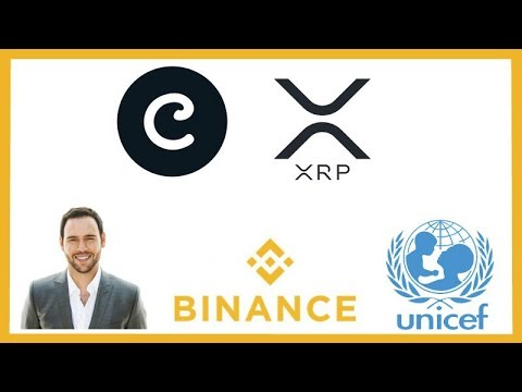 Coil XRP Web Monetization – Scooter Braun Fights XRP FUD – Binance Charity – UNICEF France Crypto