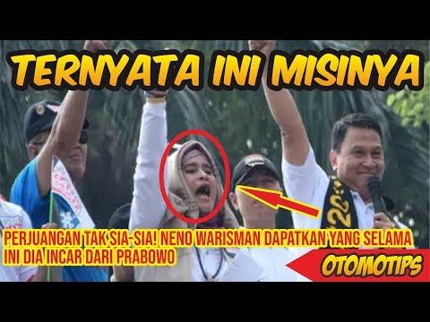 Perjuangan Tak Sia Sia! Neno Warisman Dapatkan yang Selama Ini Dia Incar dari Prabowo – OTOMOTIPS