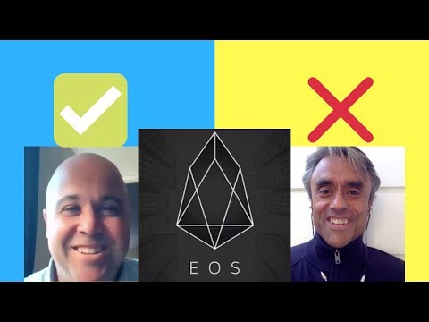 Why I should sell all my Ethereum for EOS – CEO explains