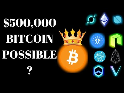 Bitcoin To Hit $500,000, Binance Coin Will Pump? Crypto Kitties