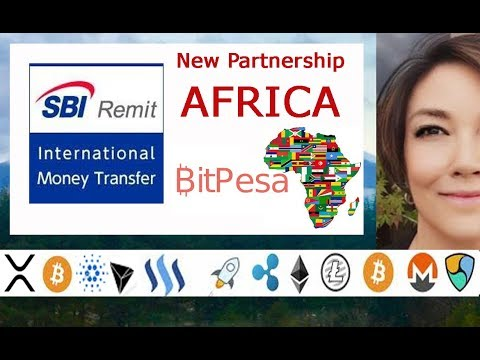 Ripple Partner SBI Remit Partners with BitPesa for Blockchain Payments Between Japan and Africa