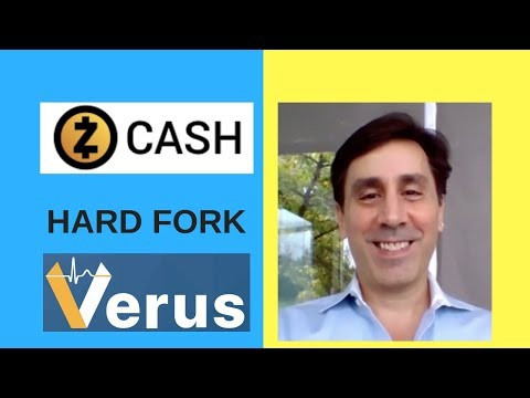 ZCash & Veruscoin – Sapling Hard Fork. Faster. Lighter. Better