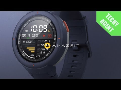 Amazfit Verge from Xiaomi – Coming Soon!