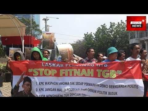 Laskar Perantau NTB Ungkap Bakal Ada Aksi Demo Pesanan Jatuhkan TGB, Ini Targetnya