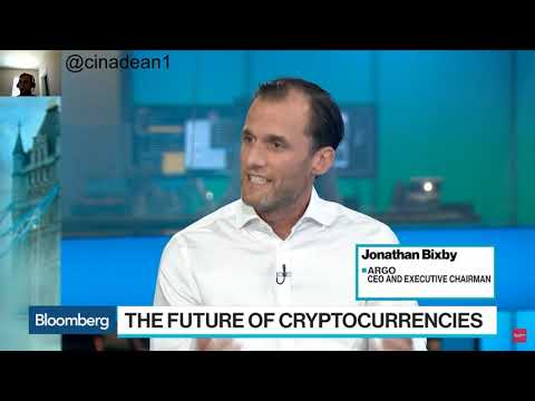 The Future of Cryptocurrency Adoption! | Bloomberg News