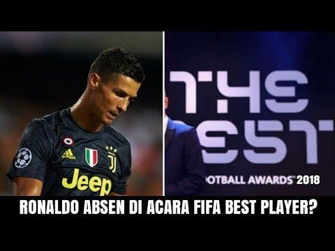 Ronaldo dikabarkan tak akan hadiri acara penganugerahan pemain terbaik FIFA, ada apa lagi?