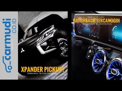 Kok Ada Xpander Pickup? | Mobil Mungil Tercanggih Siap Datang ke Indonesia