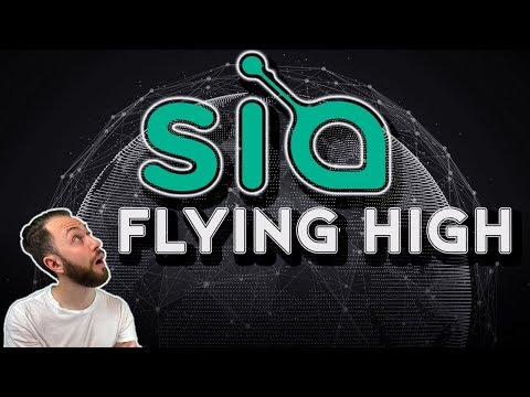 Here's Why Siacoin is Flying High Today