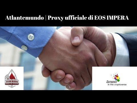 Atlantemundo | Proxy ufficiale di EOS IMPERA