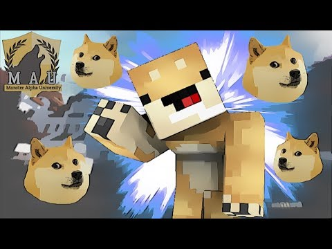 DOGE!? | Minecraft School | ? ? Monster Alpha University ? ? | Ep 13 (Minecraft Roleplay)