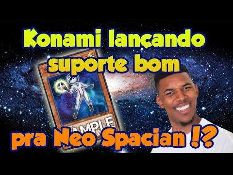 Suporte bom para Neo-Spacian Yu-Gi-Oh! News