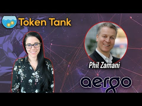 Token Tank Presents: Aergo | Korean Enterprise Blockchain | Cryptocurrency ICO