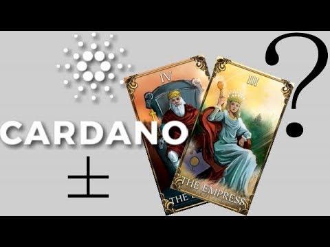 CARDANO (ADA) CryptoVues Psychic Prediction: CAPITALIZE