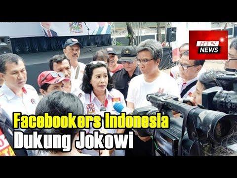 Dukung Jokowi, Jika Ada yang Macam-Macam, Facebookers Indonesia Akan Lakukan Ini!