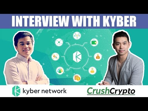 Interview with Kyber Network (September 2018)