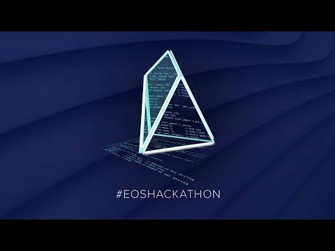 EOS Global Hackathon London Closing Ceremony