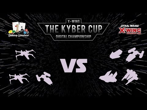 The Kyber Cup 2018 | X-Wing 2nd Edition | Swiss Round 3 | Capt_Jack04 vs. Saix