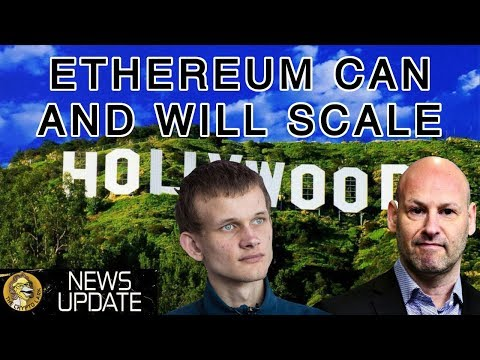 Big Ethereum Development, Crypto Movie, & BTC Mining War Heats Up – Bitcoin & Cryptocurrency News