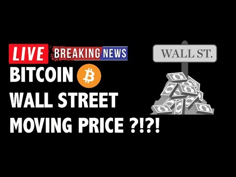 Is Wall Street Moving Bitcoin (BTC) Price?! – Crypto Market Technical Analysis & Cryptocurrency News