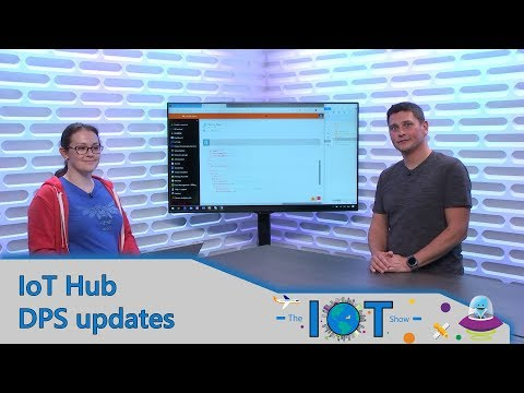 First Anniversary for Azure IoT Hub Device Provisioning Service