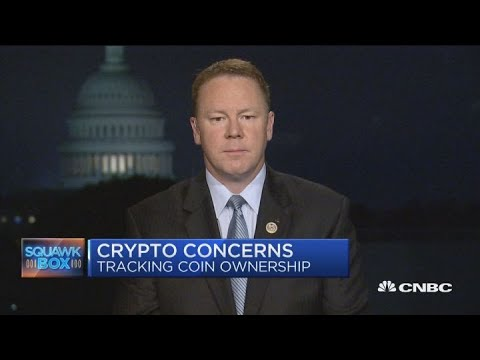 Right now our language for cryptocurrency is 'sloppy', says Congressman Warren Davidson