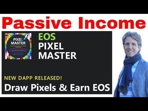 Earn Passive EOS Income With Pixelmaster.io Part 2 – A Fun Game With Real Rewards!