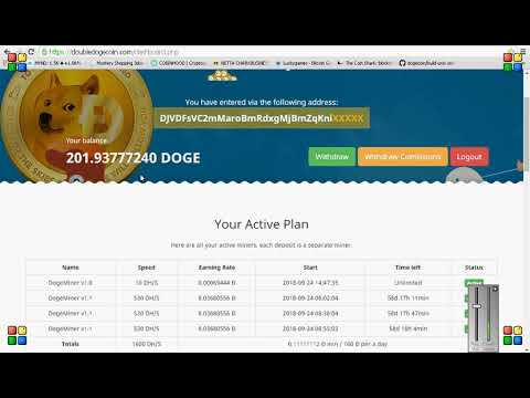Doge mining, made easy part 2. For the skeptics