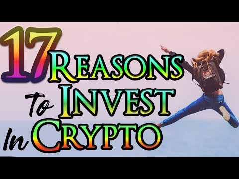 17 Reasons Why NOW Is The Time To Buy CryptoCurrency!