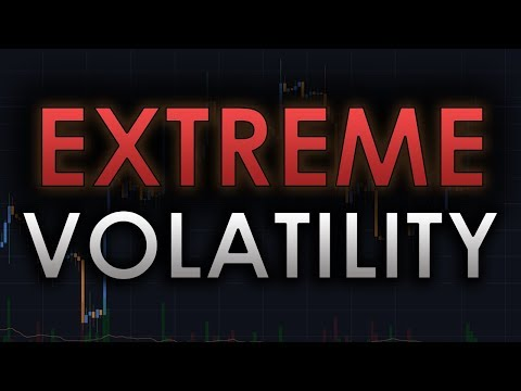 EXTREME VOLATILITY FOR BITCOIN MAY BE INCOMING… – BTC/CRYPTOCURRENCY TRADING ANALYSIS