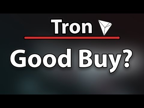 Tron (TRX) Is It Still A Good Buy?! Technical Analysis & Weekly Update!