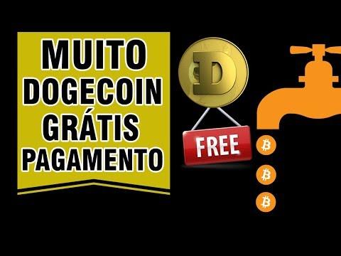 CORRE!! GANHE DINHEIRO COM DOGECOIN GRÁTIS NO TELEGRAM | PROVA DE PAGAMENTO