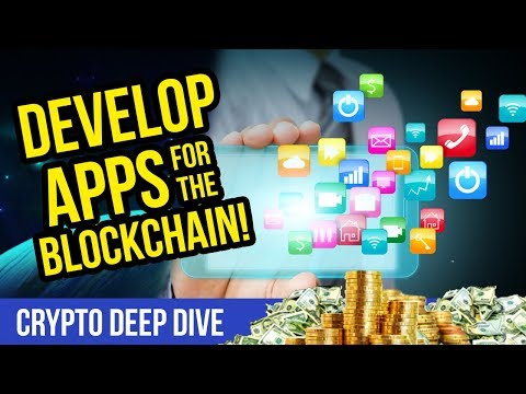 Develop Apps for the Blockchain // CryptoCurrency Review // Crowd Machine Review