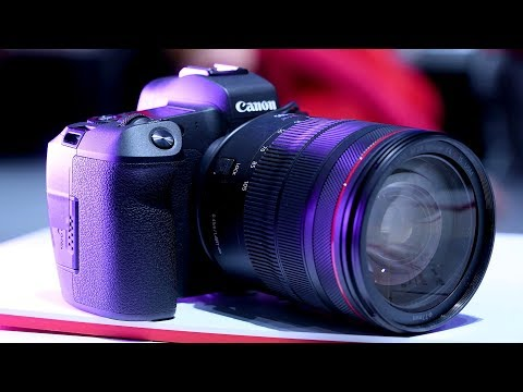 Canon EOS R – Hands On