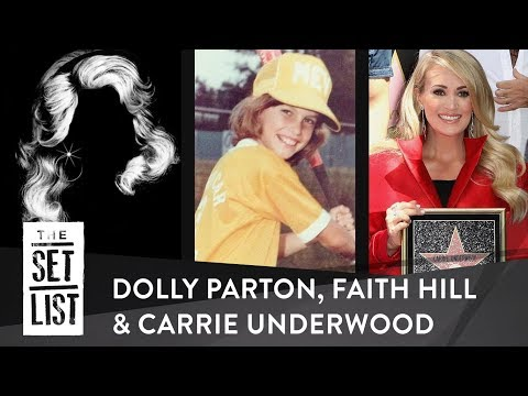 Dolly Parton & Sia Collab, Faith Hill's Throwback + Carrie Underwood Gets Star on Walk of Fame