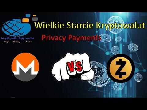 #XMR #ZEC ? WIELKIE STARCIE KRYPTOWALUT ? – ZCASH vs MONERO | ENCYKLOPEDIA KRYPTOWALUT